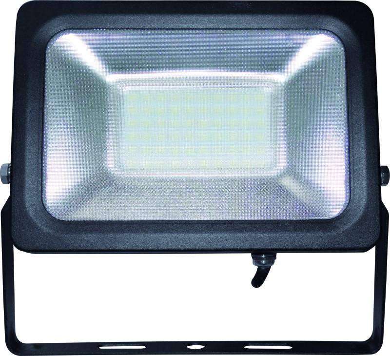LED reflektor IMMAX 30W 2550lm IP65 PB černá