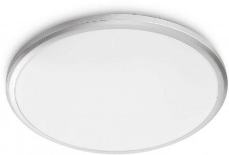 LED přisazené nástěnné a stropní svítidlo Philips TWIRLY 31814/87/17 - bílá/šedá