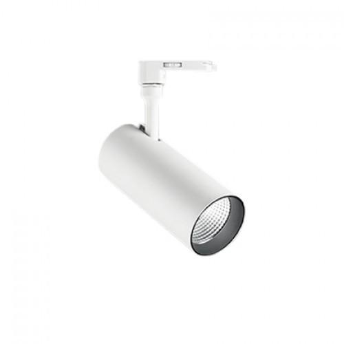 Ideal Lux 189819 LED bodové nástěnné svítidlo Smile Medium 1x20W|3000K - bílé