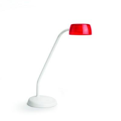 LED stolní lampa Philips JELLY 72008/32/16 - červená