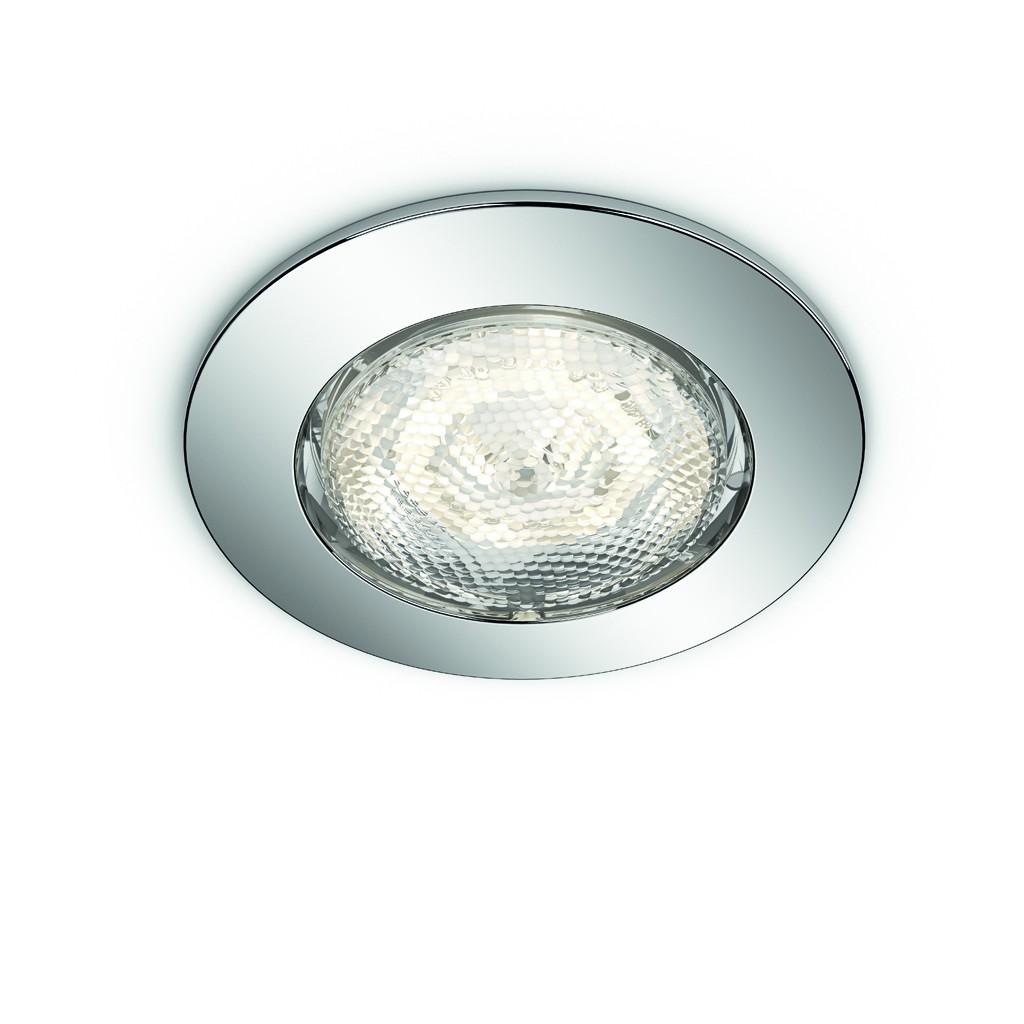 LED bodové svítidlo Philips DREAMINESS 59005/11/P0 - lesklý chrom