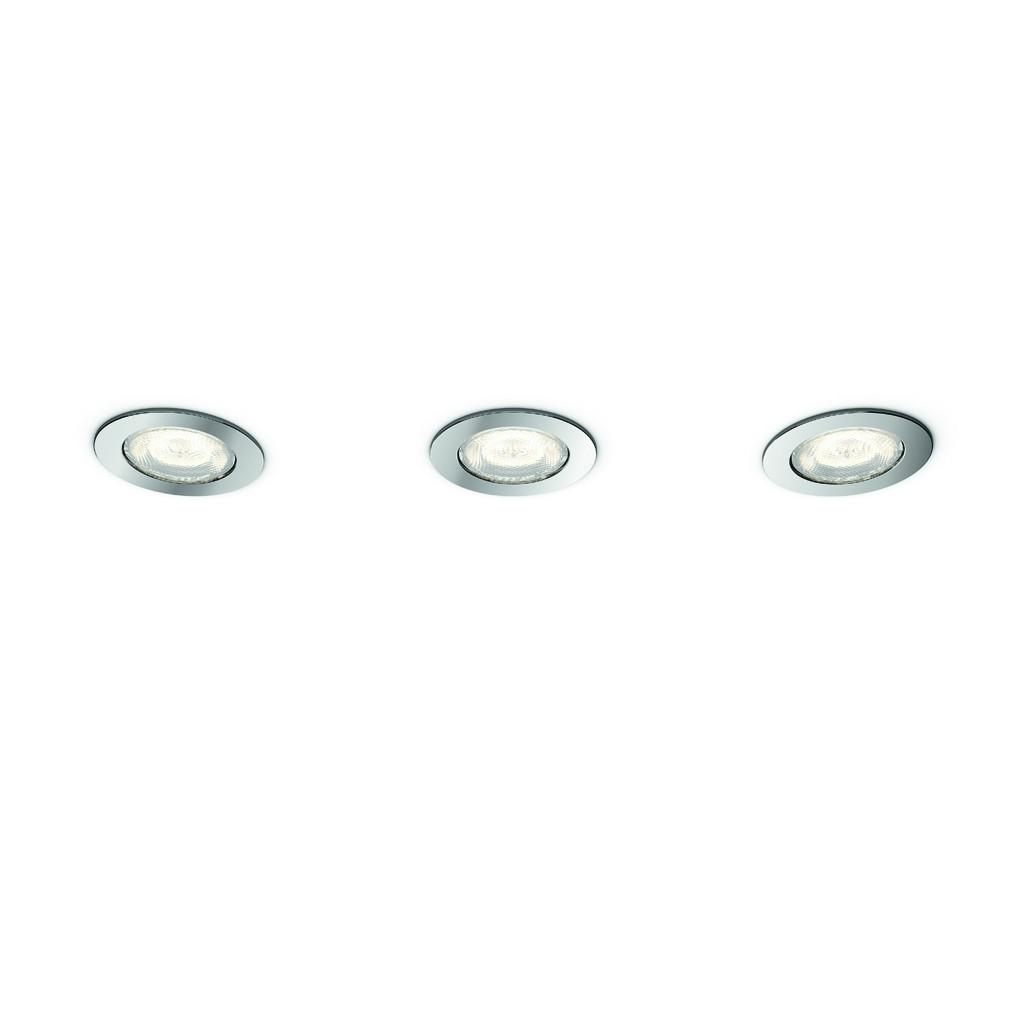 LED bodové svítidlo Philips DREAMINESS 59008/11/P0 - lesklý chrom