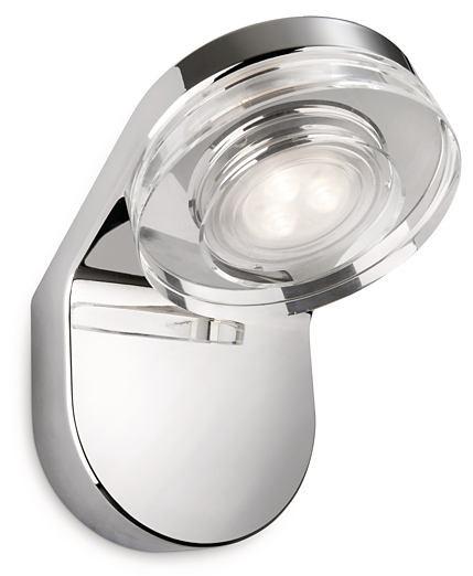 LED nástěnné svítidlo Philips MIRA 34208/11/16 - lesklý chrom