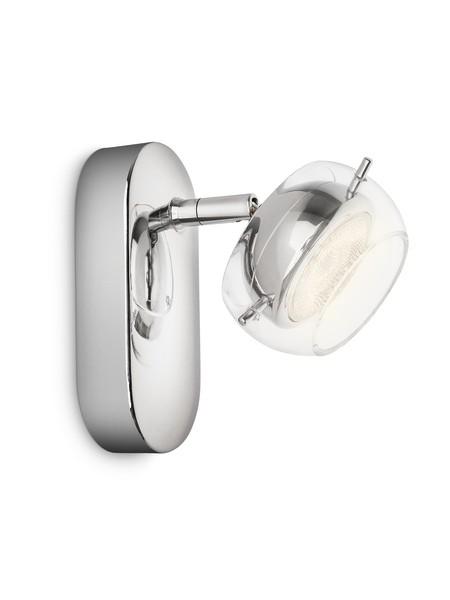 LED nástěnné svítidlo bodové lampa Philips CYPRESS 53220/11/16 - lesklý chrom