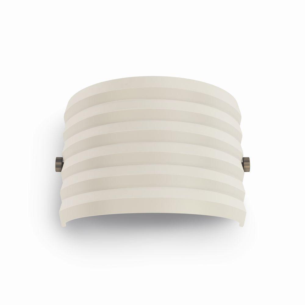 LED nástěnné svítidlo Philips ORTEGA 37309/06/16 - bronz