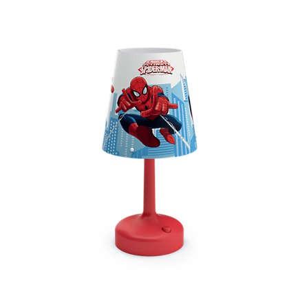 LED přenosná stolní lampa Philips Disney Cars 71796/40/P0