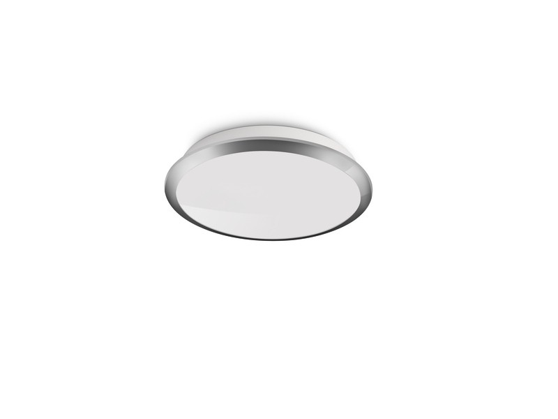 LED přisazené nástěnné a stropní svítidlo Philips DENIM 30940/11/16 - lesklý chrom