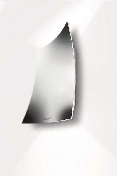 LED přisazené nástěnné a stropní svítidlo Philips FEUILLE 33604/11/16 - lesklý chrom