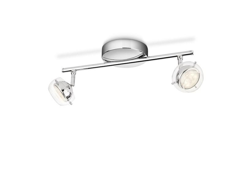 LED přisazené stropní svítidlo bodové Philips CYPRESS 53222/11/16 - lesklý chrom