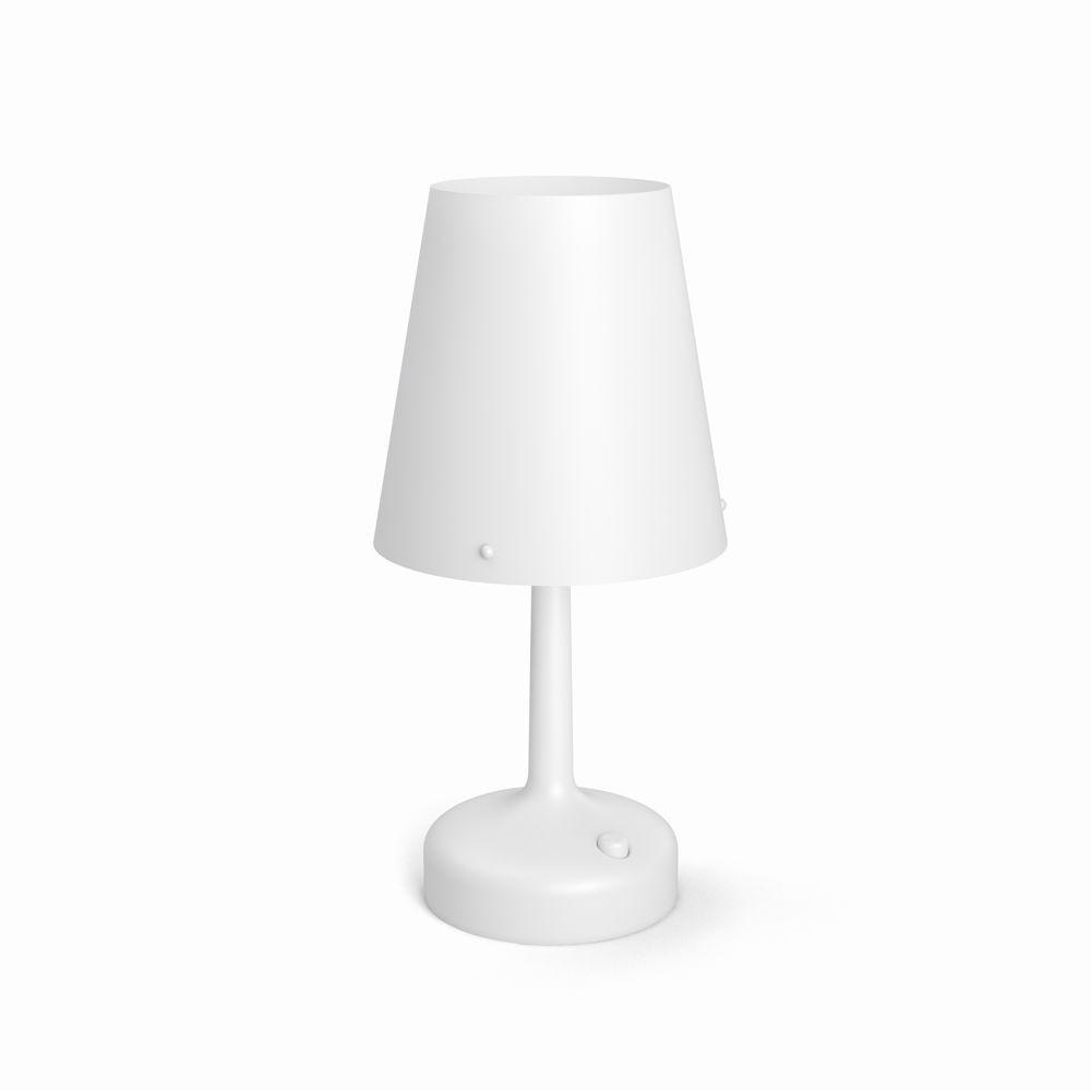 LED stolní lampa Philips 71796/31/P0 - bílá
