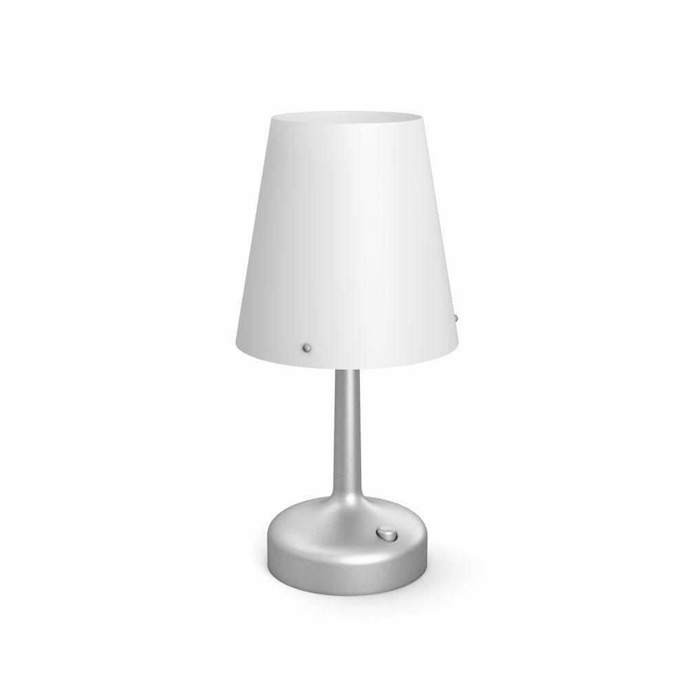 LED stolní lampa Philips 71796/48/P0 - šedá