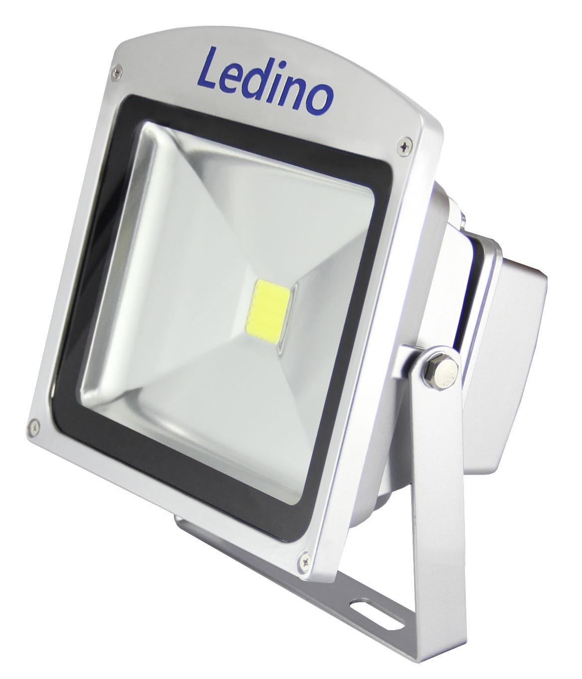 LED venkovní lampa Philips FLG30Scw - stříbrná