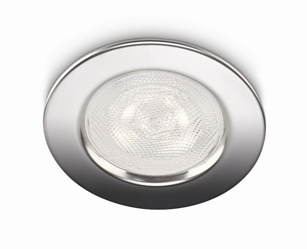 LED zápustné bodové svítidlo Philips SCEPTRUM 59101/11/16 - lesklý chrom