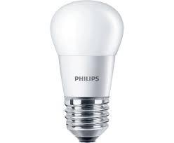 Philips LED žárovka P45 FR E27 4W 25W teplá bílá 2700K