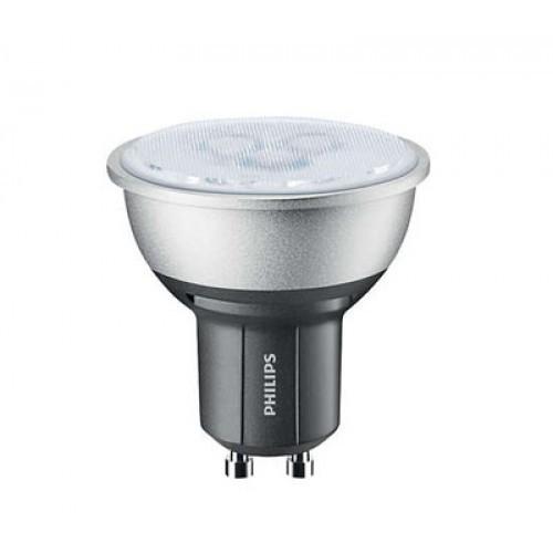 Philips LED žárovka 4,3W 50W GU10 studená bílá
