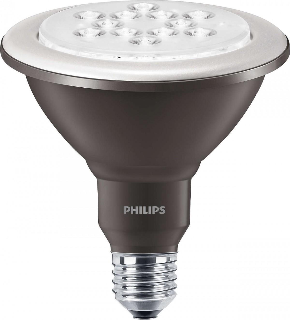 LED žárovka úsporná Philips 13W -> ekvivalent 100W E27 - MASTER LEDspot D 13-100W 827 PAR38 25D