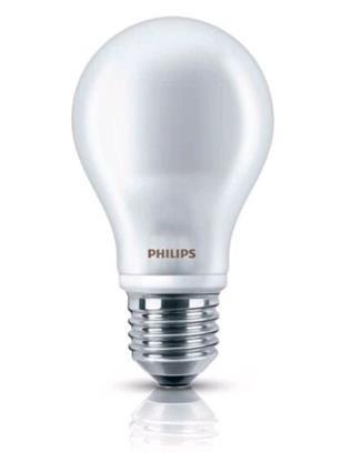 LED žárovka úsporná Philips 6,7W -> nahrazuje 60W E27 - NOV 2016 LED Classic 60W E27 827 FR ND