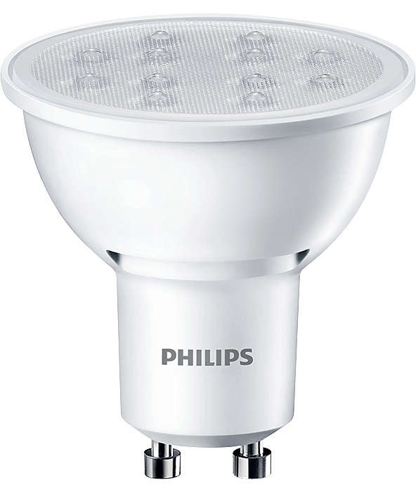 Philips CorePro LEDspotMV 4.5-50W GU10 827 36D