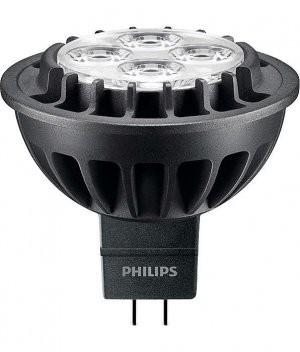 Philips LED žárovka 8W 50W GU5.3 teplá bílá MR16 DIM