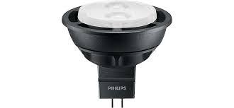 Philips LED žárovka 6,3W 35W GU5.3 studená bílá MR16 DIM