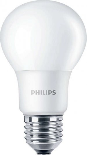 Philips LED žárovka 11W 75W E27 teplá bílá FR