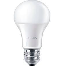 LED žárovka úsporná Philips 6W -> ekvivalent 40W E27 - CorePro LEDbulb 6-40W E27 827