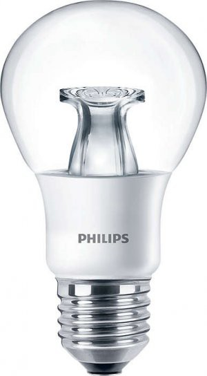 Philips LED žárovka 6,5W 40W E27 teplá bílá CL