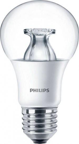 Philips LED žárovka 9,5W 60W E27 teplá bílá CL