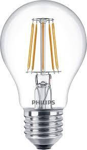 LED žárovka úsporná Philips 4,3W -> ekvivalent 40W E27 - Classic LEDbulb ND 4.3-40W E27 827 A60 CL