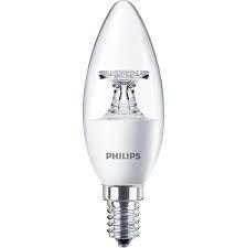 LED žárovka úsporná Philips 5,5W -> ekvivalent 40W E14 - CorePro LEDcandle ND 5.5-40W E14 840 B35 CL