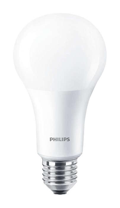 LED žárovka úsporná Philips 15W -> nahrazuje 100W E27 - MASTER LEDbulb DT 15-100W E27 827 A67 FR