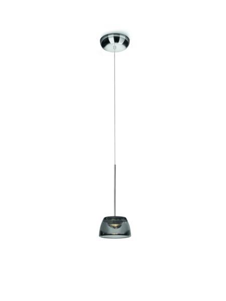 LED závěsné stropní svítidlo - lustr Philips CLARIO 40725/11/16 - lesklý chrom