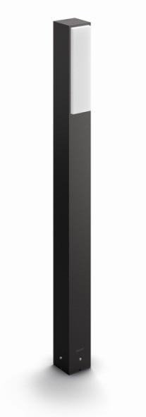 LED venkovní stojací osvětlení Philips Stratosphere 16489/93/P0 1x4.5W - antracitová