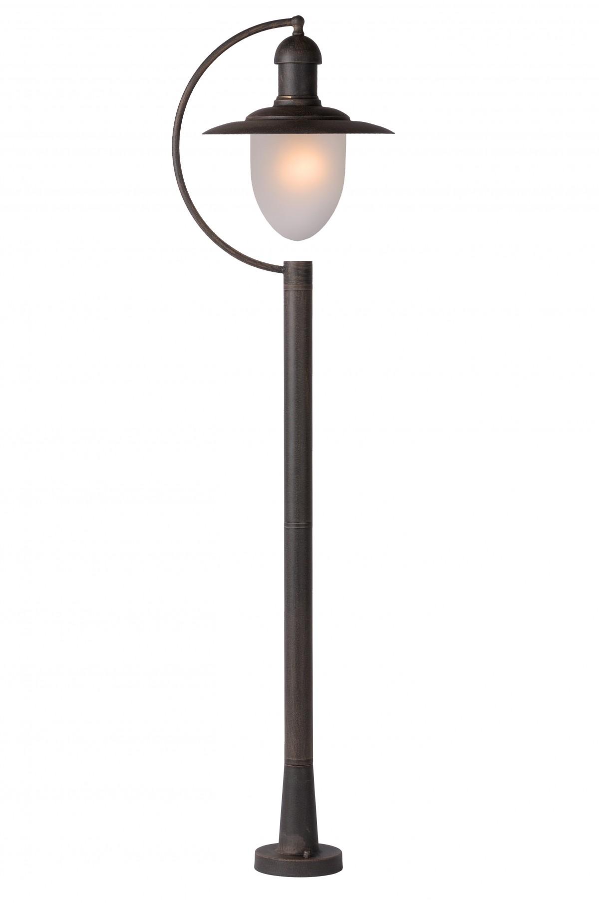 venkovní stojací lampa Lucide Aruba 11873/01/97 1x24W E27 - komplexní venkovní osvětlení