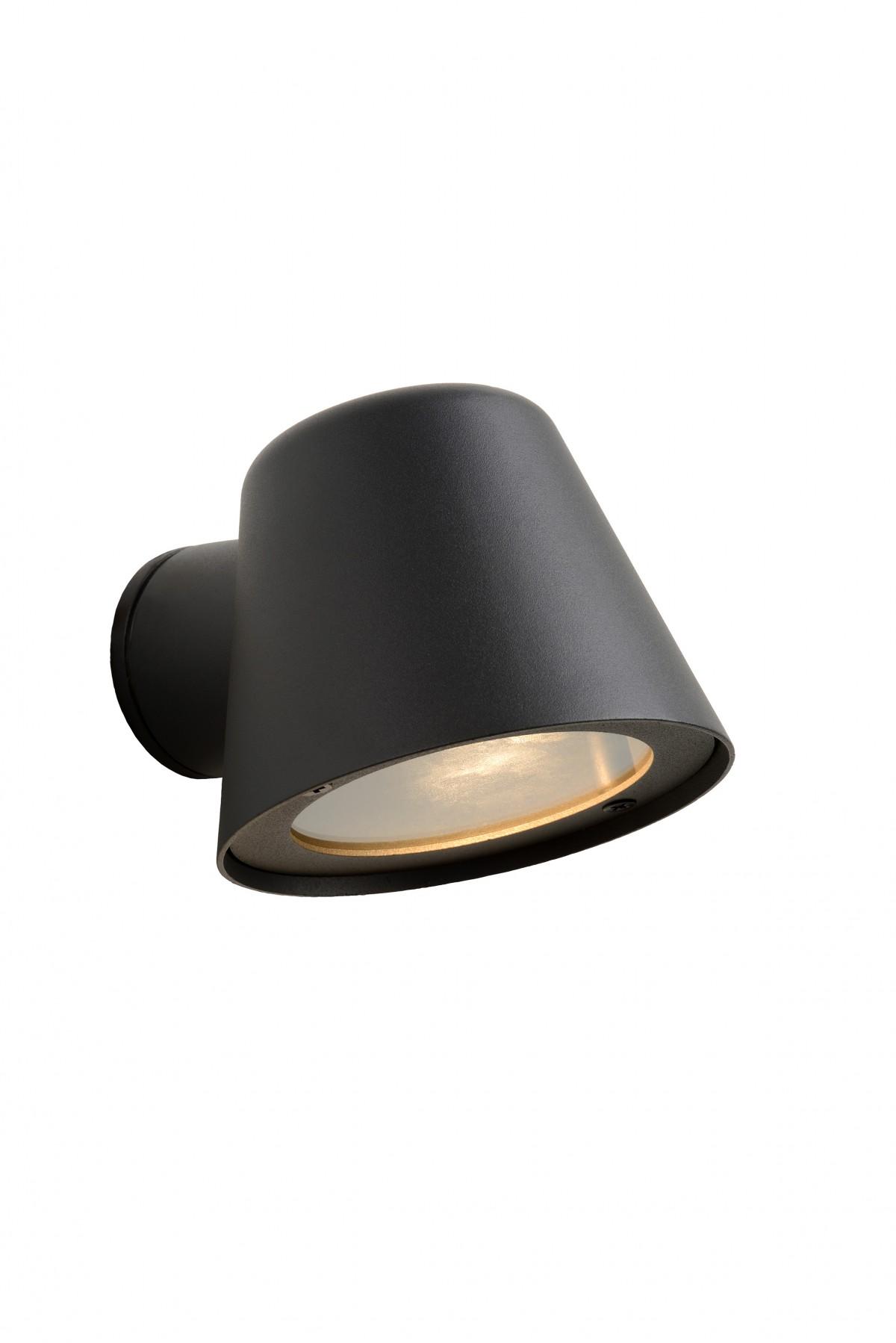 LED venkovní nástěnné svítidlo lampa Lucide Dingo 14881/05/30 1x5W GU10 - moderní venkovka