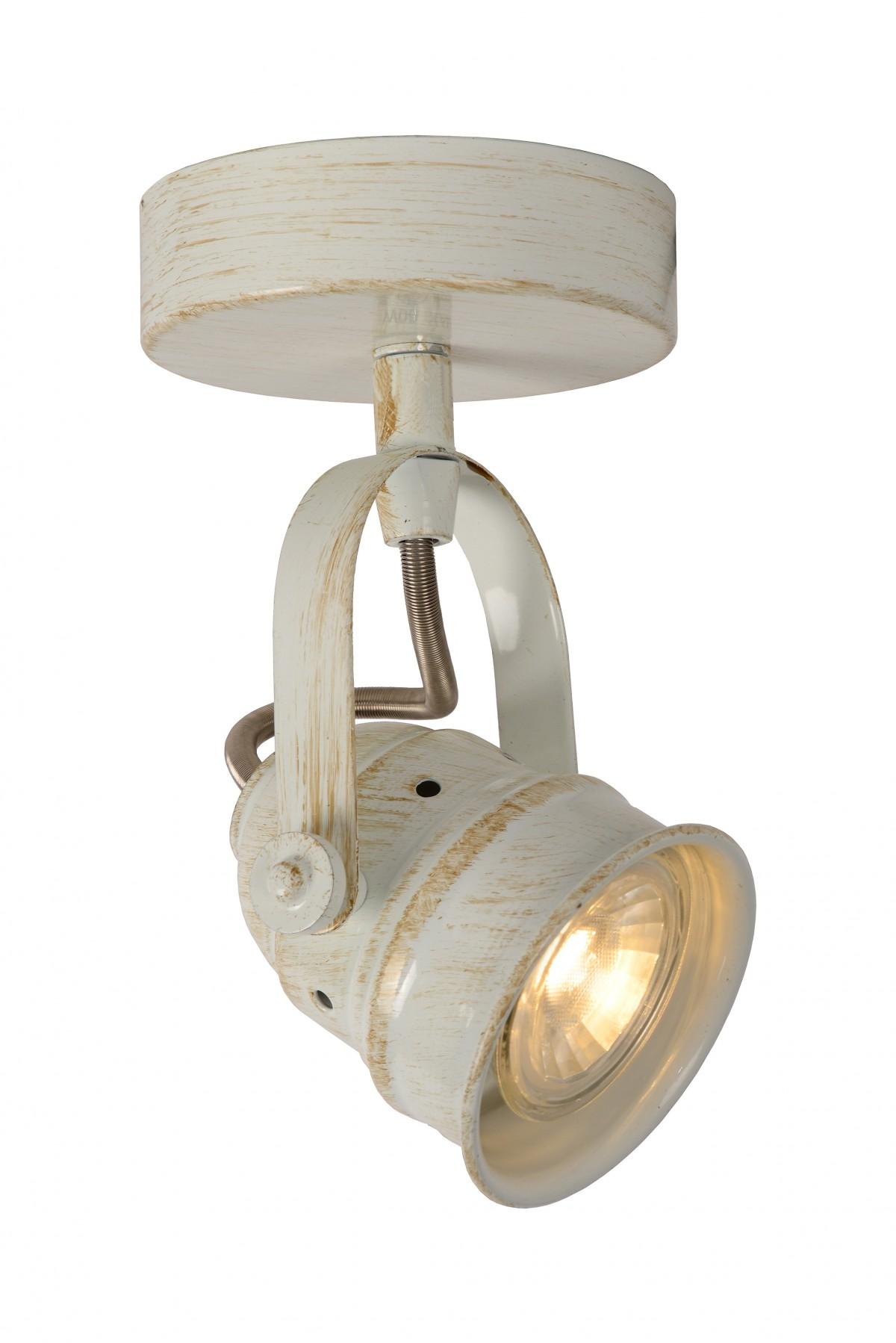 LED stropní bodové svítidlo Lucide Cigal 77974/05/21 1x5W GU10 - krásné bodovky