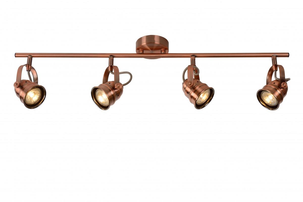 LED stropní bodové svítidlo Lucide Cigal 77974/20/17 4x5W GU10 - krásné bodovky