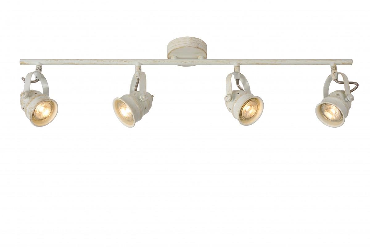 LED stropní bodové svítidlo Lucide Cigal 77974/20/21 4x5W GU10 - krásné bodovky
