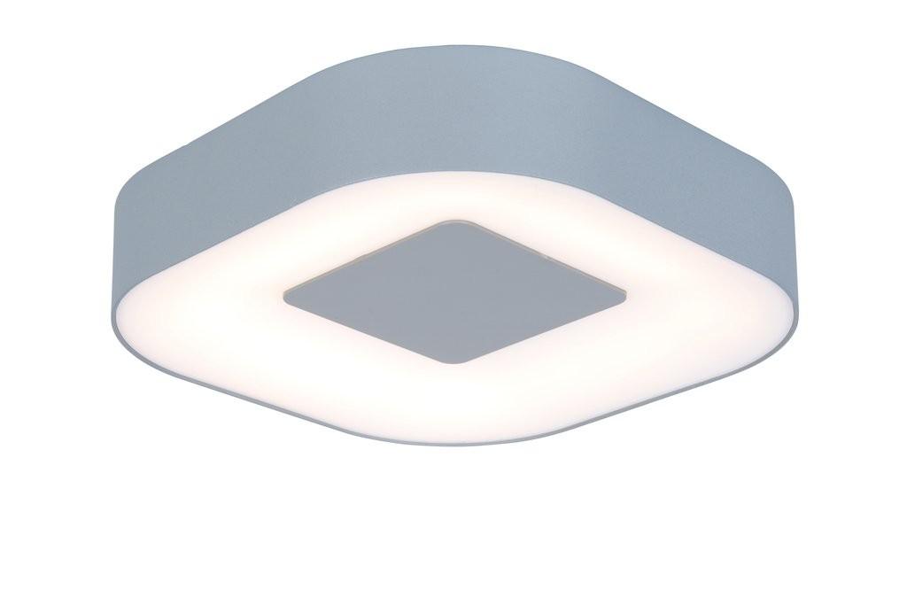 Lutec 6350101112 LED venkovní stropní a nástěnná lampa Ublo 1x16W | 3000K | IP54 LUTEC 6350101112