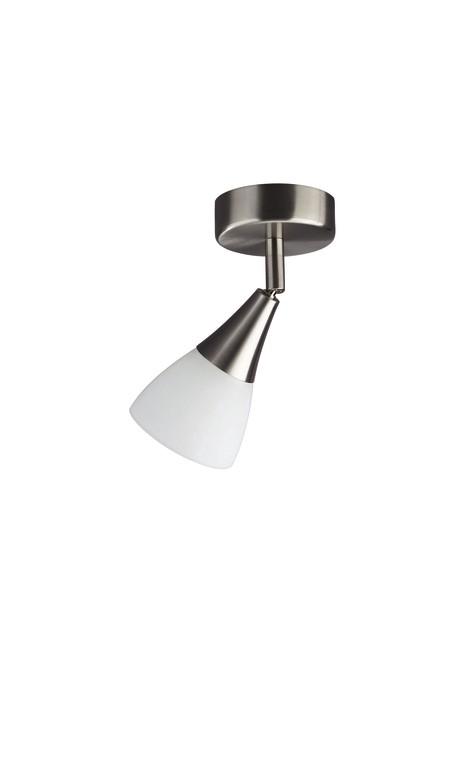 nástěnné svítidlo bodové lampa Philips 52030/17/10 - matný chrom