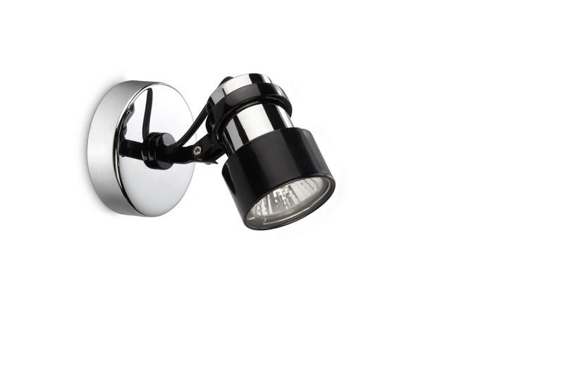 nástěnné svítidlo bodové Philips KONCE 56440/11/16 - lesklý chrom