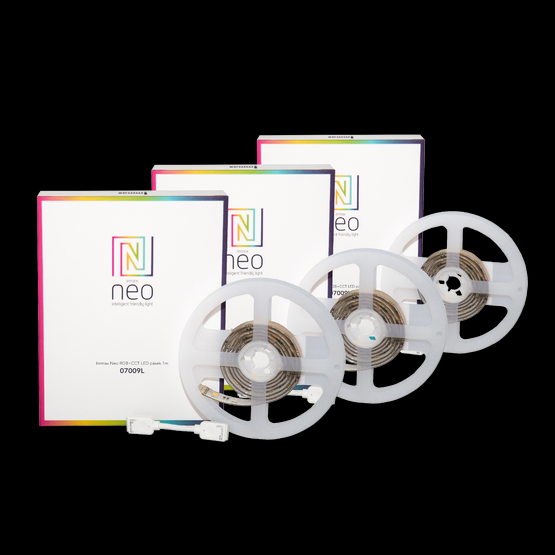 Neo sada - 3x Inteligentní LED pasek