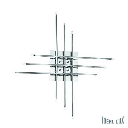 přisazené nástěnné a stropní svítidlo Ideal lux Tip PL12 093451 12x20W G4 - moderní design