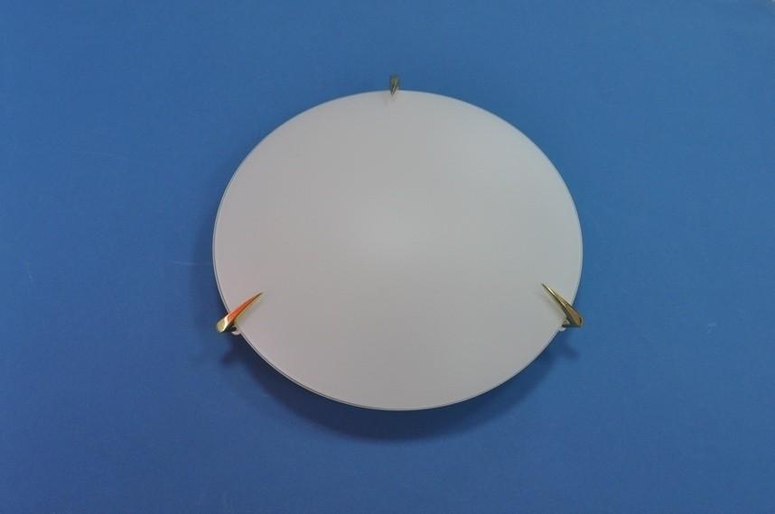 přisazené nástěnné a stropní svítidlo Philips EX000/01/58 - zlatá