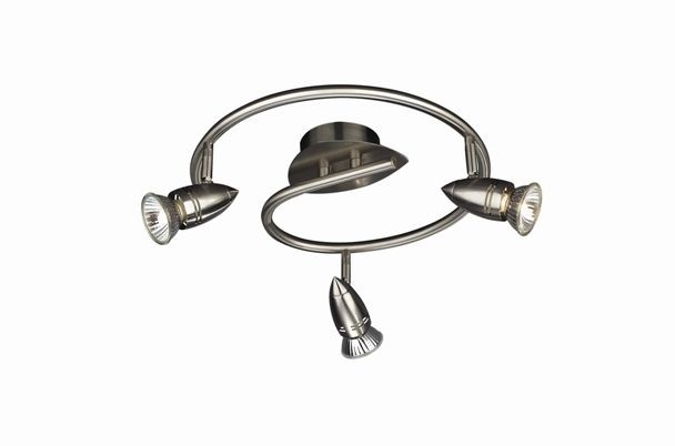 přisazené stropní svítidlo bodové Philips Massive 54949/17/10 - matný chrom