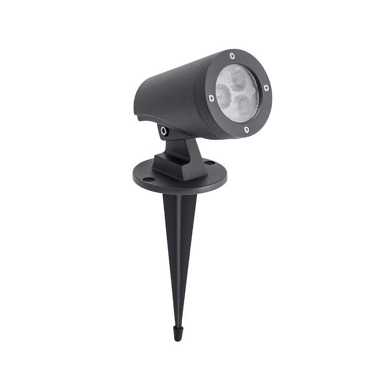 Redo 9494 LED venkovní zapichovací reflektorová lampa 6W|4000K|IP65