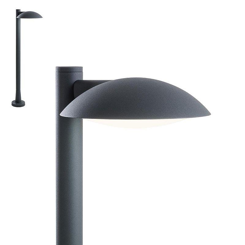 Redo 9616 LED venkovní stojací lampa Capp 12W3000K|IP54