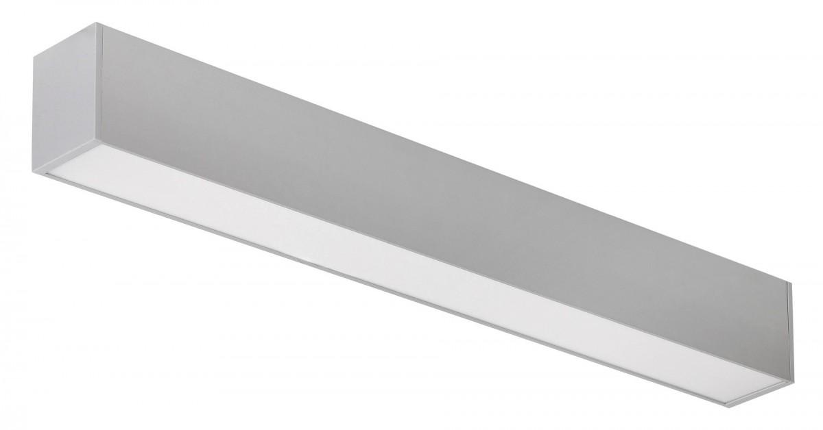 RABALUX 2419 Joshua závěsné svítidlo LED 20W stříbrná
