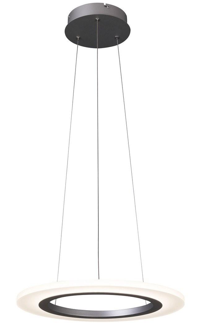 RABALUX 2428 Adrienne závěsné svítidlo LED 20W stříbrná