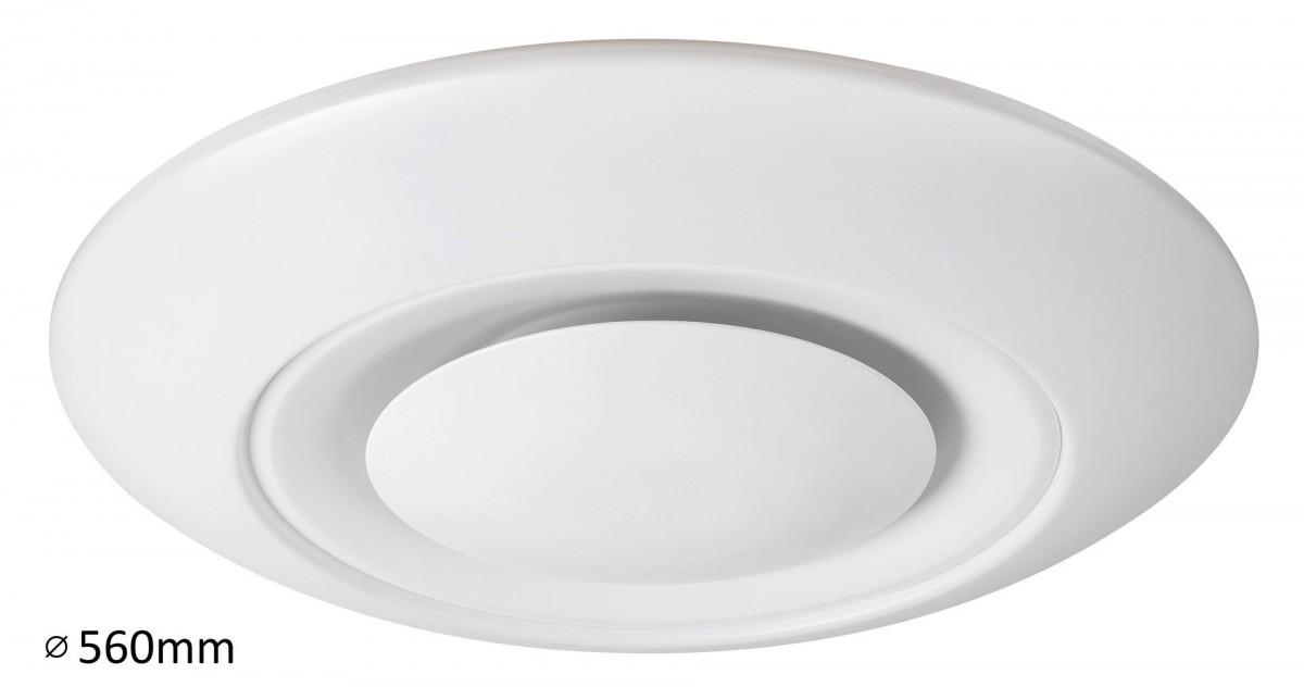 RABALUX 2494 Calvin stropní svítidlo RGB LED 36W bílá
